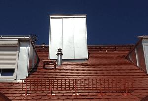 Dachdecker-Arbeiten