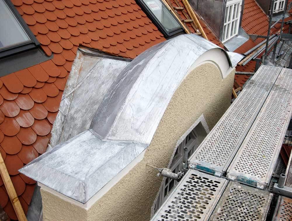 Dachdecker Muenchen Spengler Details