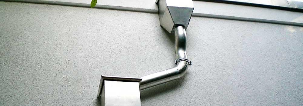 Dachdecker Muenchen Spengler Entwässerung