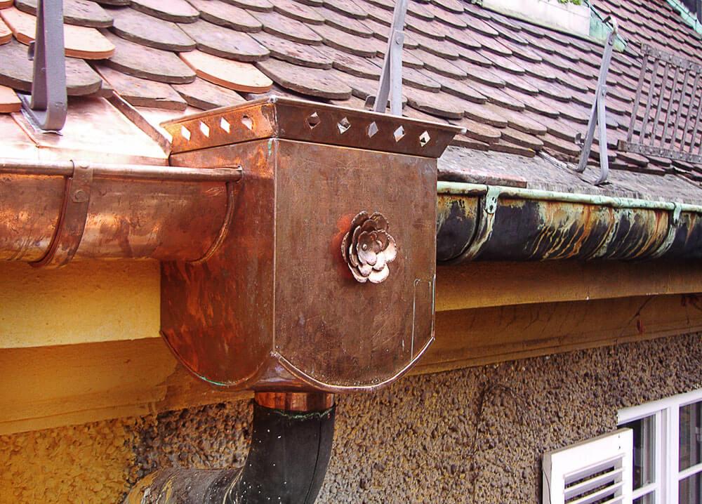 Dachdecker Muenchen Spengler Werkstattspenglerei