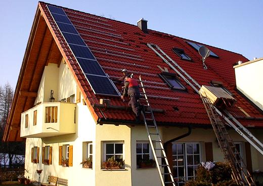 Photovoltaik Clauss Bedachungen Dachdecker München