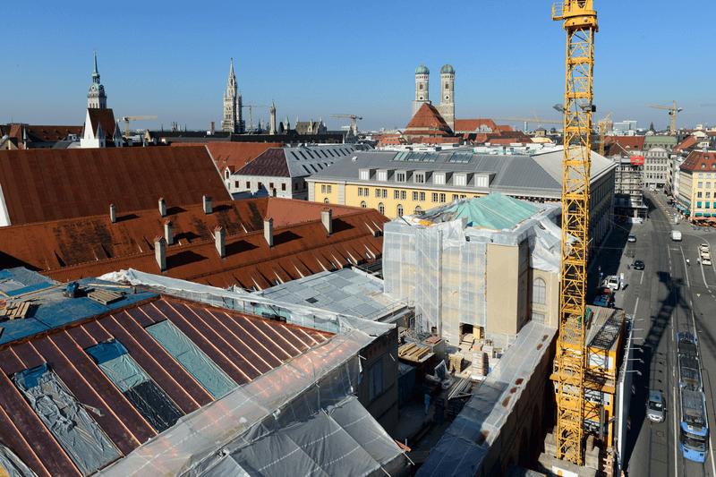 Spengler München - Clauss Bedachungen - Spenglerarbeit