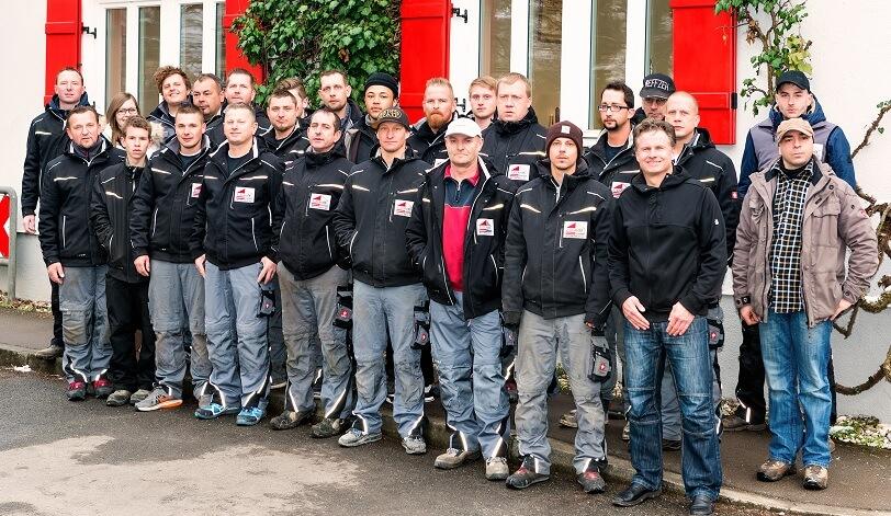 Team Clauss Bedachungen