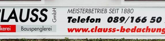 Dachdecker München - Ausbildungsbetrieb