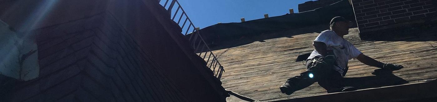 Dachdecker München - Altbausanierung