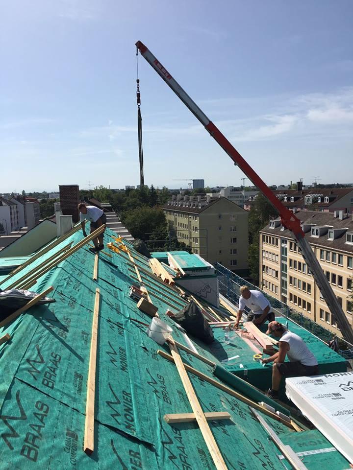 Dachdecker München - Clauss Bedachungen - Dachsommer_09