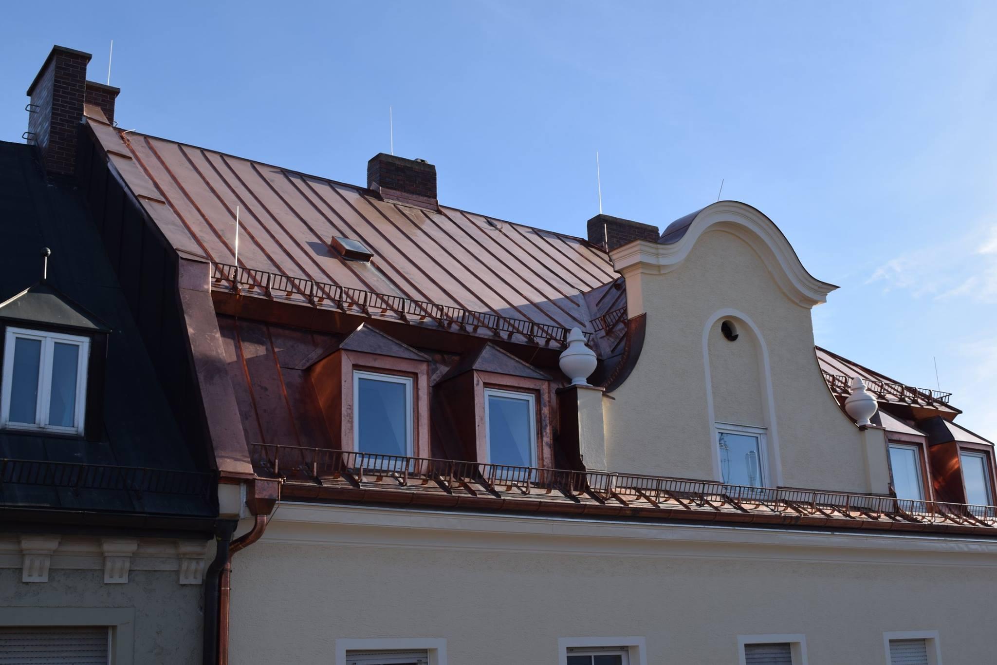 Dachdecker Spengler München