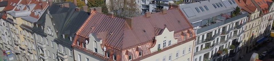 Clauss Bedachungen – Dachdecker München – Denkmalschutz Projekt