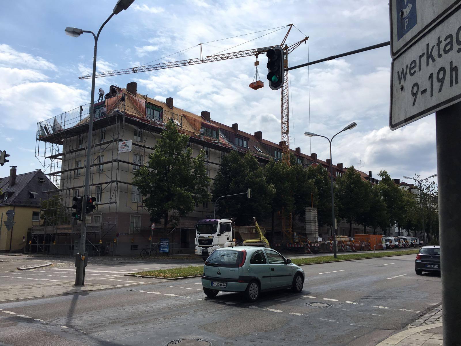 Dachdecker München - Clauss Bedachungen - Laim