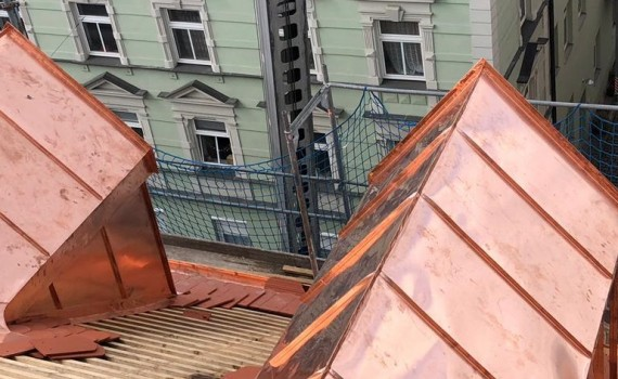 Dachdecker München - Projekt 2019