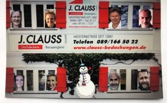 Clauss Bedachungen Advent