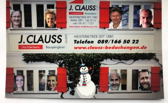 Clauss Bedachungen Advent