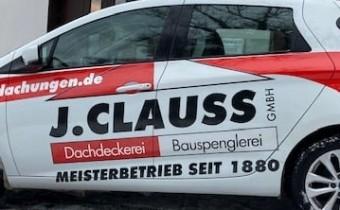 Dachdecker München - Clauss Bedachungen - Fuhrpark (2) - Kopie